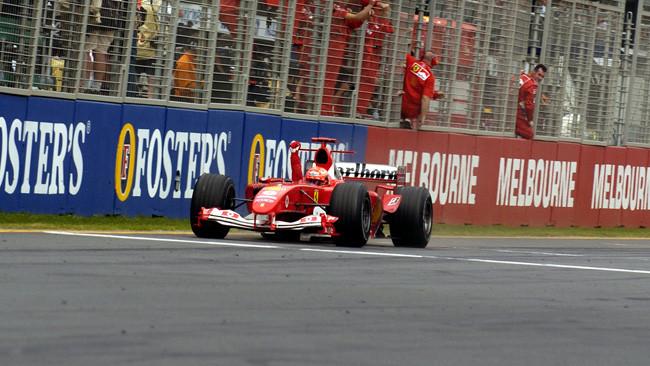 Gp Australia: le sette meraviglie della Ferrari