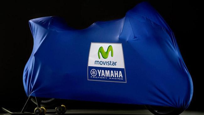 La Yamaha presenta la livrea Movistar il 19 marzo