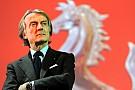 Ferrari: Luca di Montezemolo confermato presidente