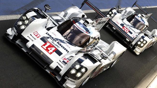 La Porsche vuole portare a fine gara le due 919 a Spa