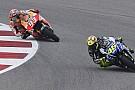 Marquez prova ed eguagliare Valentino a Jerez