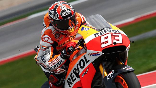 Jerez, Libere 2: Marquez mette davanti la sua Honda