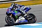 Jerez, Warm-Up: Lorenzo salta davanti a Marquez