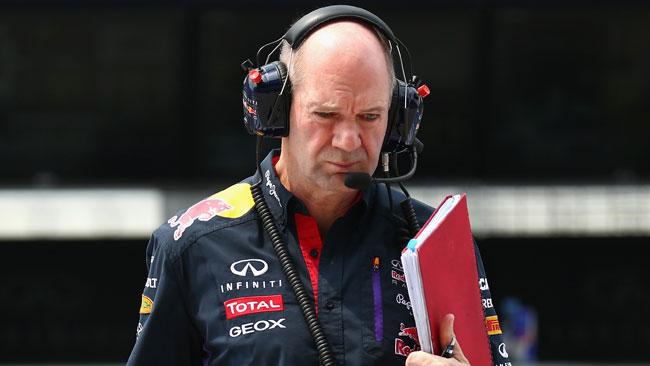 La Ferrari vuole provare a prendere Adrian Newey?