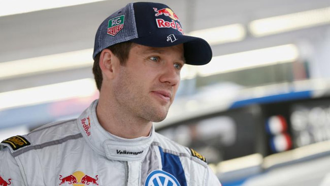 Ogier corre nell'ADAC GT Masters al Lausitzring