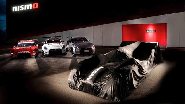 La Nissan entra nel WEC con due LMP1 nel 2015!