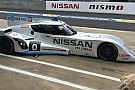 Primo giro in full electric per la Nissan ZEOD RC!