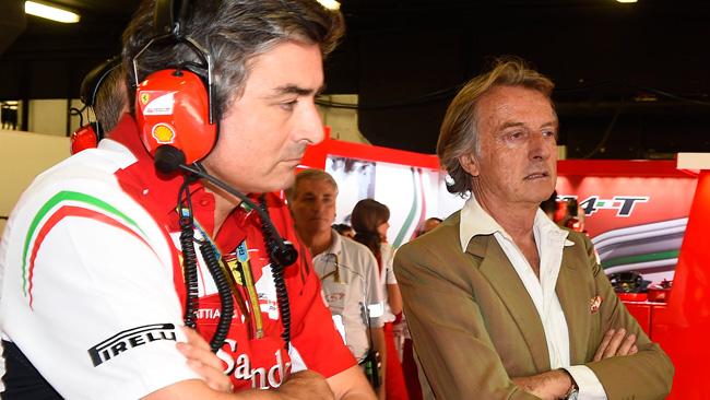 Mattiacci e il piano di rilancio della Ferrari