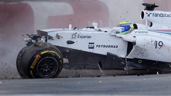 E se alla fine venisse punito Felipe Massa?