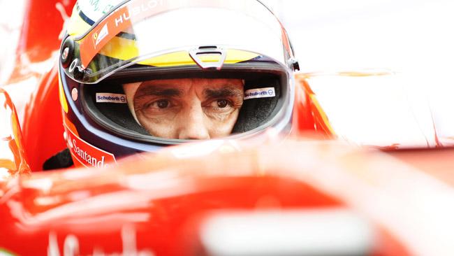 Ferrari con De la Rosa e Bianchi nei test di Silverstone