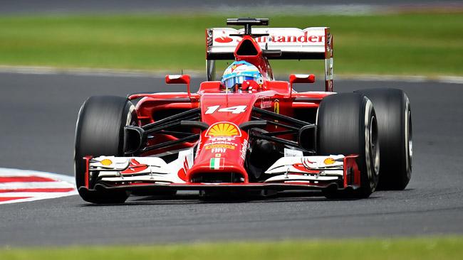 La Ferrari offre ad Alonso il rinnovo fino al 2019?
