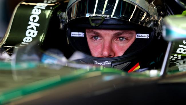 Rosberg prolunga il contratto con Mercedes