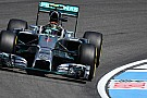 Rosberg conquista la quinta pole in Germania