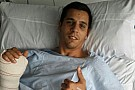 David Salom si è operato al polso destro