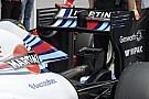 Williams: paga l'aumento di carico posteriore