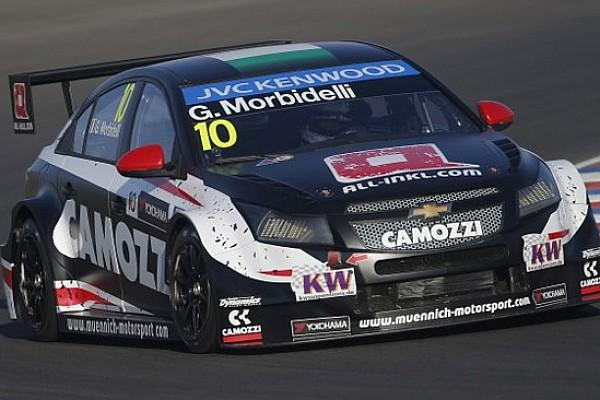Gianni Morbidelli resta fuori dai punti in Argentina