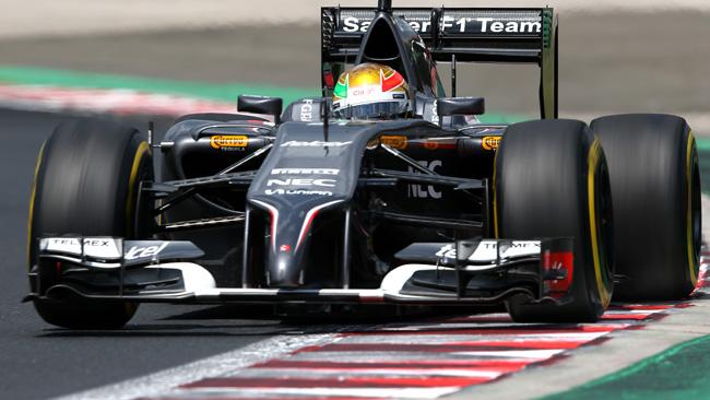 Sauber prosegue con la power unit Ferrari