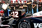 Will Power in pole a Milwaukee