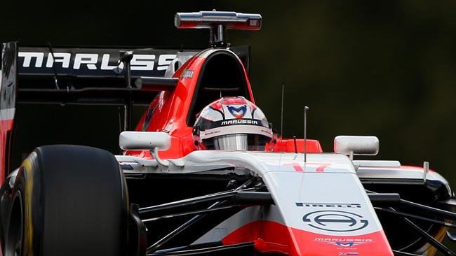 Spa, Q1: Rosberg davanti, Bianchi passa il turno!