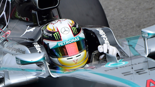 Monza, Libere 3: Hamilton, poi c'è subito la Ferrari!