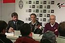 Loris Capirossi lancia lo Juventus Club MotoGp