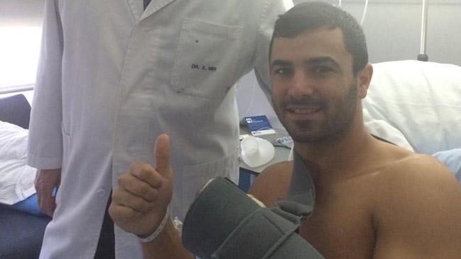 Operazione alla mano riuscita per Mike Di Meglio