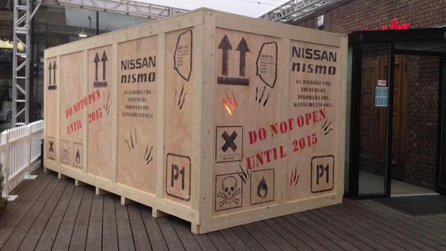 Fissato per novembre il primo test della Nissan LMP1