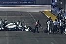 Rosberg: lo stop per un dato sbagliato in centralina?