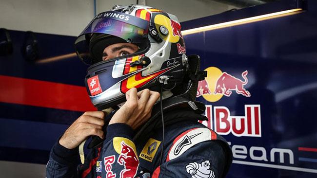 Carlos Sainz jr si prende la pole di Gara 1