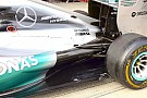 La Mercedes scava la forma delle pance