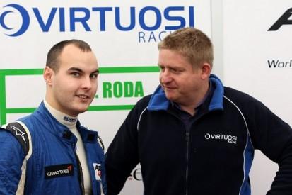 Estoril Auto GP: Kiss on pole from 2013 champion Ghirelli