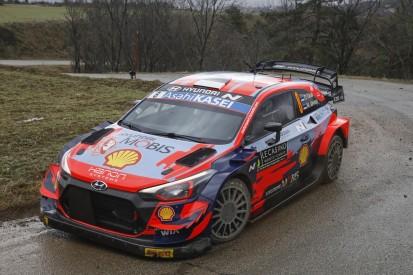 WRC Rallye Monte Carlo 2021: Tänak zum Auftakt vorne - Suninen crasht