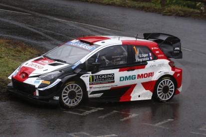 WRC Rallye Monte Carlo 2021: Sebastien Ogier erobert die Führung