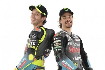 """Rossi und Morbidelli als Petronas-Duo: """"Werden keine Trennwand brauchen"""""""