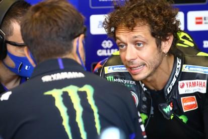 Petronas-Team fordert, dass Rossi weniger Zeit mit den Daten verbringt