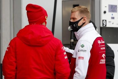 Vettel: Wenn ich Mick helfen kann, werde ich das tun!