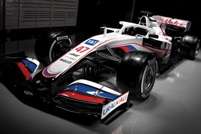 Haas-Team präsentiert neuen Look: Mick Schumachers Auto ist ein Russe!