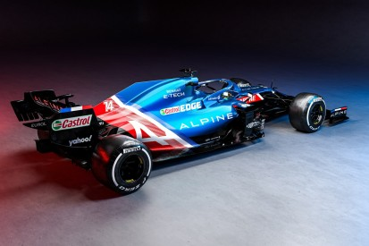 Alpine-CEO Rossi: Suchen kein Partnerteam für 2022