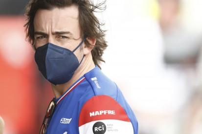"""Fernando Alonso gibt nach Unfall Entwarnung: """"Erwarte keine Probleme"""""""