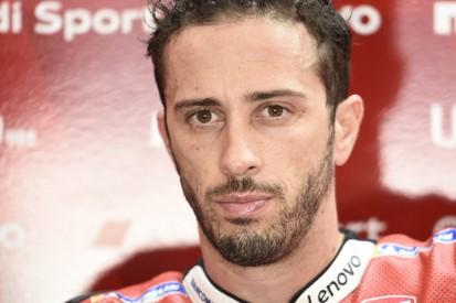Andrea Dovizioso: Aprilia-Test nach Motocross-Sturz in Gefahr?