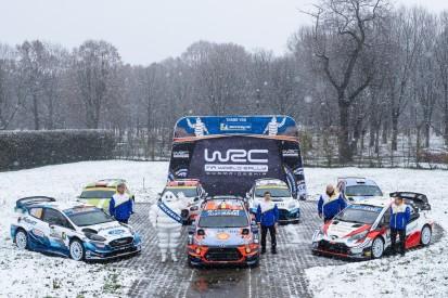 Rally1-Reglement: Kommt ein weiterer WRC-Hersteller vor 2024?