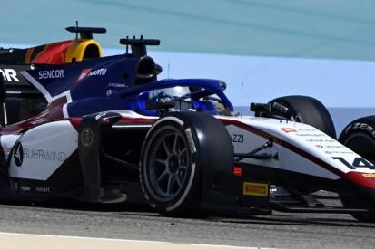 F2 Bahrain 2021: David Beckmann wieder auf Startplatz zwei zurück