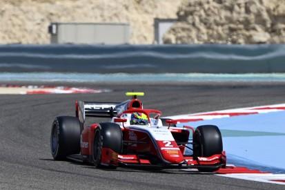 F2 Bahrain 2021: Beckmann punktet, Piastri bezwingt Alpine-Juniorkollegen
