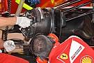 Kimi: ancora un principio d'incendio ai freni!
