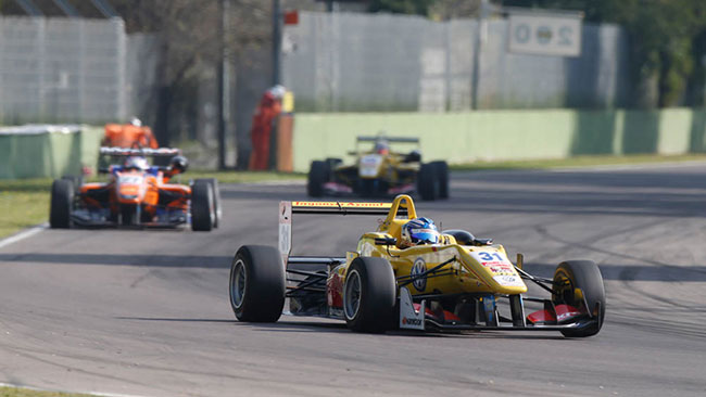 A Blomqvist la pole di Gara 2