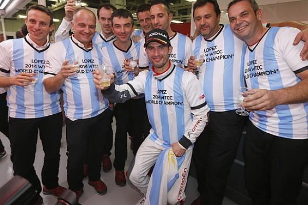 In Argentina tutti in piedi per il trionfo di López