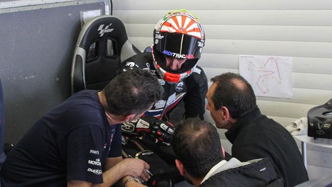 Jerez, Day 1: Zarco subito davanti con la Kalex