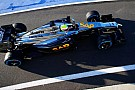 Ecco la McLaren in pista con la power unit Honda