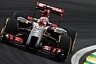 Ufficiale: Romain Grosjean resta alla Lotus nel 2015
