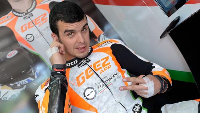 Una chance con la Ducati per Luca Scassa?